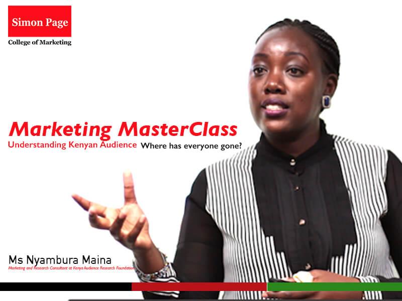 Simon Page Marketing Masterclass