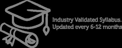 industry-validated-